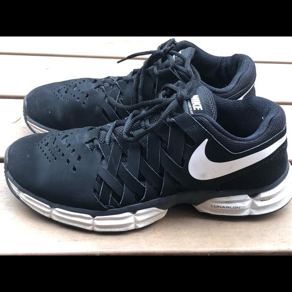 Nike Shoes | Lunar Fingertrap Wide Mens